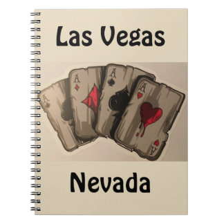 Four Aces Notebook