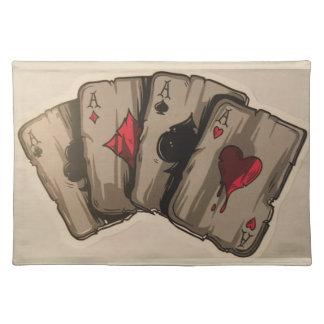 Four Aces Placemat