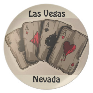 Four Aces Plate