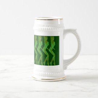 FOUR AMAZONS BEER STEIN