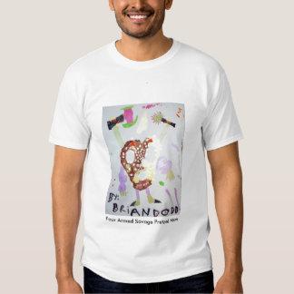 Four Armed Savage Pretzel Man,t-shirt.. Tees