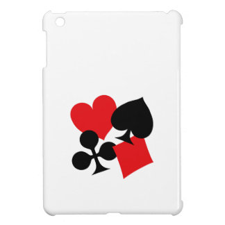 Four Card Suits iPad Mini Case