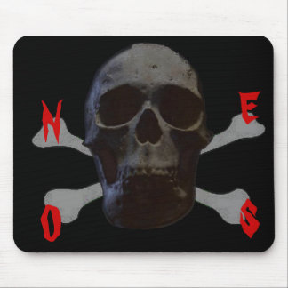 FOUR CARDINAL POINTS MOUSE PAD