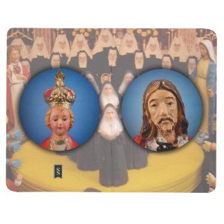 Four Catholics with Nuns Pocket Journal