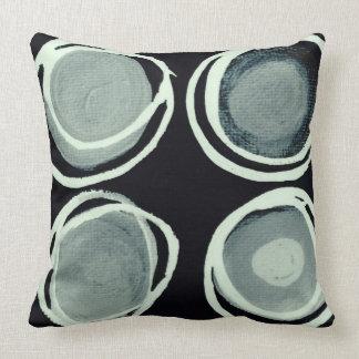 Four Circles Throw Cushion