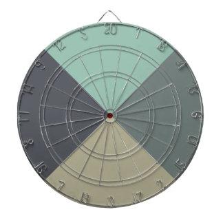 Four Color Combo Dartboard