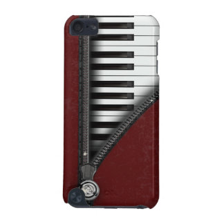 Four Color Piano Keyboard iPod Touch 5 Case