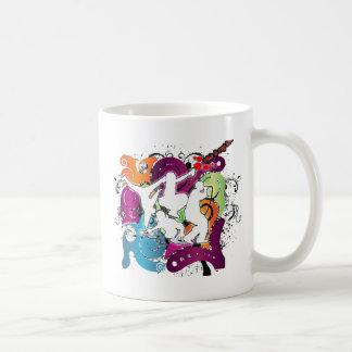 Four Elements 101 Coffee Mug