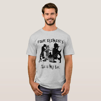 Four Elements Part 2 T-Shirt