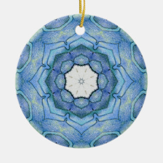 Four Elements Water Mandala Ornament
