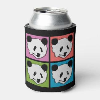 Four Giant Panda Bears Can Cooler