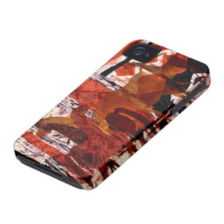 Four Horses Mobile Phone Cases