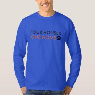 Four Houses One Home Shirt