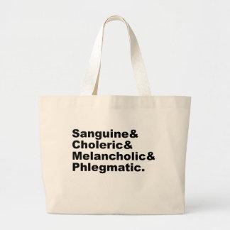 Phlegmatic choleric blend