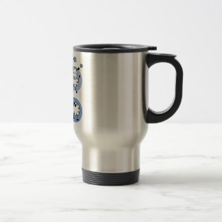 Four Lambs Travel Mug