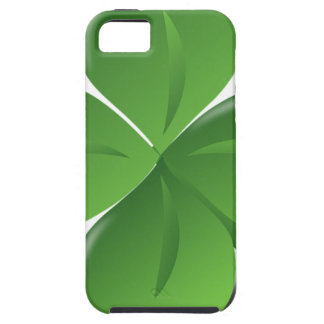 FOUR LEAF CLOVER CASE FOR THE iPhone 5