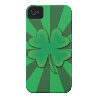 Four Leaf Clover Casemate Iphone 4 Case