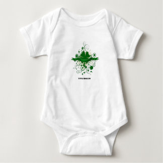 Four-Leaf-Clover-Design2, Little Hooligan Baby Bodysuit