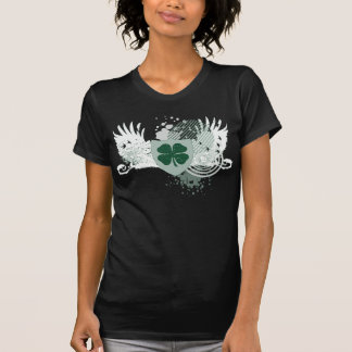 four leaf clover hifi shirts