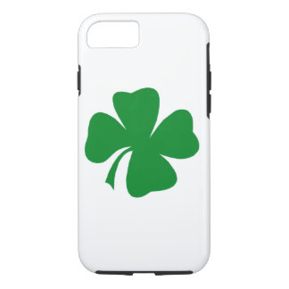 Four Leaf Clover iPhone 7, Tough iPhone 7 Case