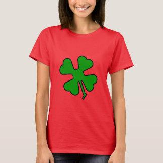 Four Leaf Clover (Lucky) T-Shirt