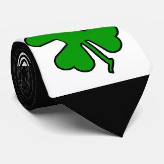 Four Leaf Clover (Lucky) Tie