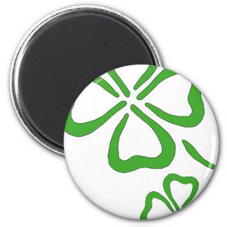 Four-Leaf-Clover Magnet