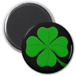 Four Leaf Clover Magnet