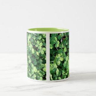 Four-Leaf Clover Mug