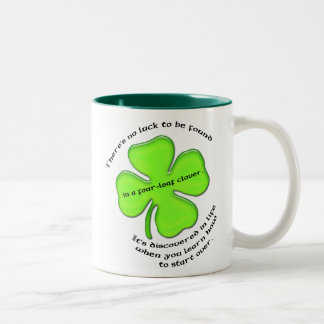 Four-Leaf Clover Mug