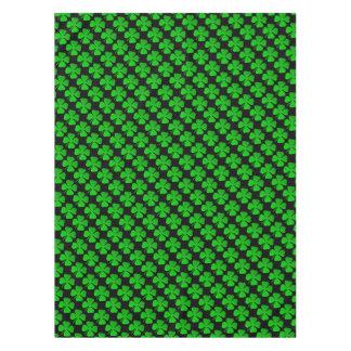 Four Leaf Clover Pattern Table Cloth Tablecloth