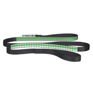 Four-leaf clover pet leash