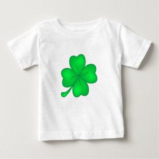 Four-leaf clover sheet baby T-Shirt