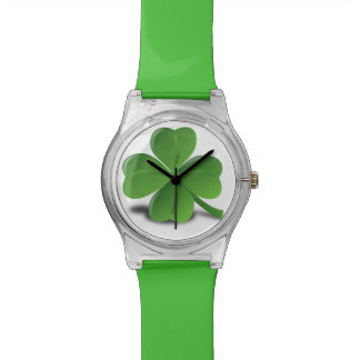 Four Leaf Clover Watch