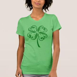 Four Leaf Lucky Clover T-Shirt