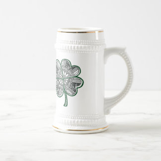 Four Leave Clover 1 Beer Stein