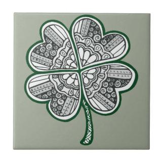 Four Leave Clover 1 Tile
