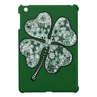 Four Leave Clover 2 Cover For The iPad Mini