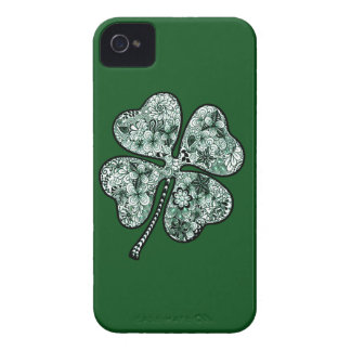 Four Leave Clover 2 iPhone 4 Covers