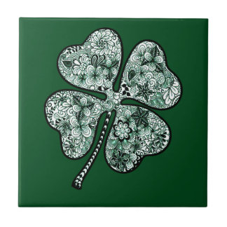 Four Leave Clover 2 Tile