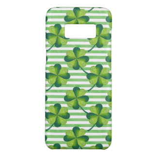 Four Leaves Clover St. Patrick's Day Pattern Case-Mate Samsung Galaxy S8 Case