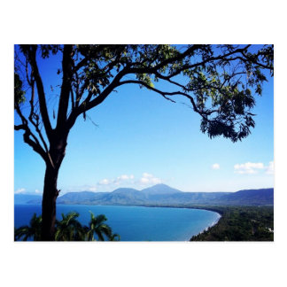 four mile beach port douglas postcard