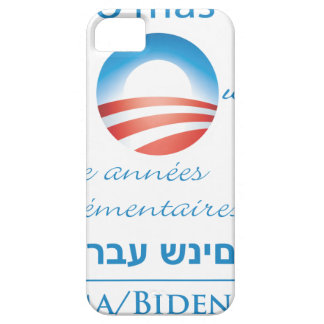 Four More Years for Obama/Biden iPhone 5 Cases