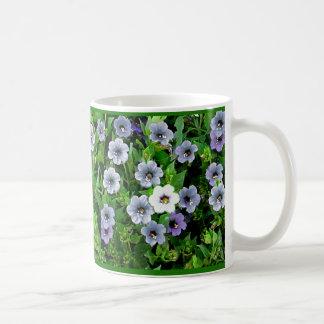 four o'clocks from New Mexico Coffee Mug
