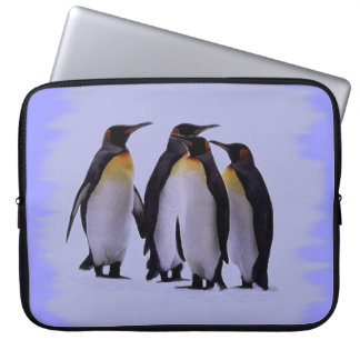 "Four Penguins Electronics Bag 15-17"" Laptop Sleeves"
