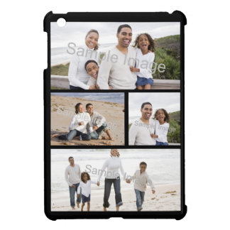 Four Photo Collage iPad Mini Case