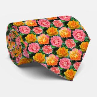 Four Roses Tie