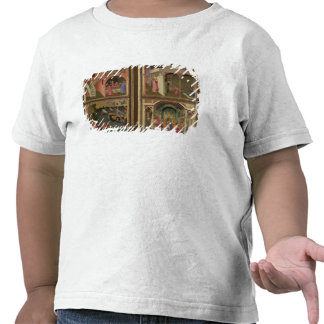 Four Scenes from the Life of St. Nicholas: St. Nic Tshirt