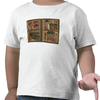 Four Scenes from the Life of St. Nicholas: St. Nic T-shirt
