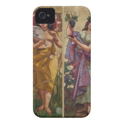 Four Seasons iPhone 4 Covers